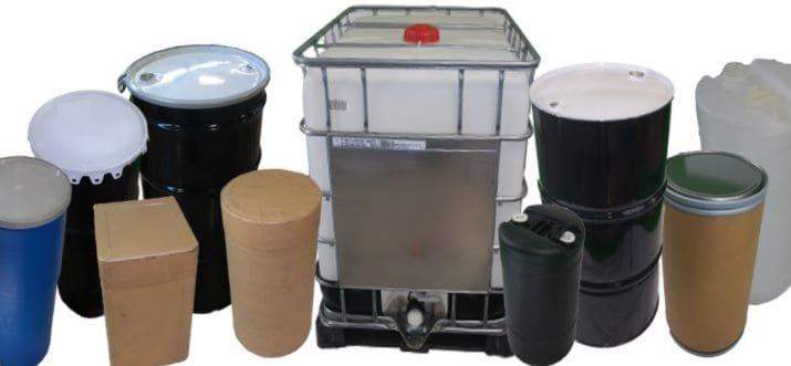 Drums and Barrels