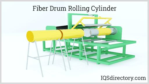 Fiber Drum Rolling Cylinder