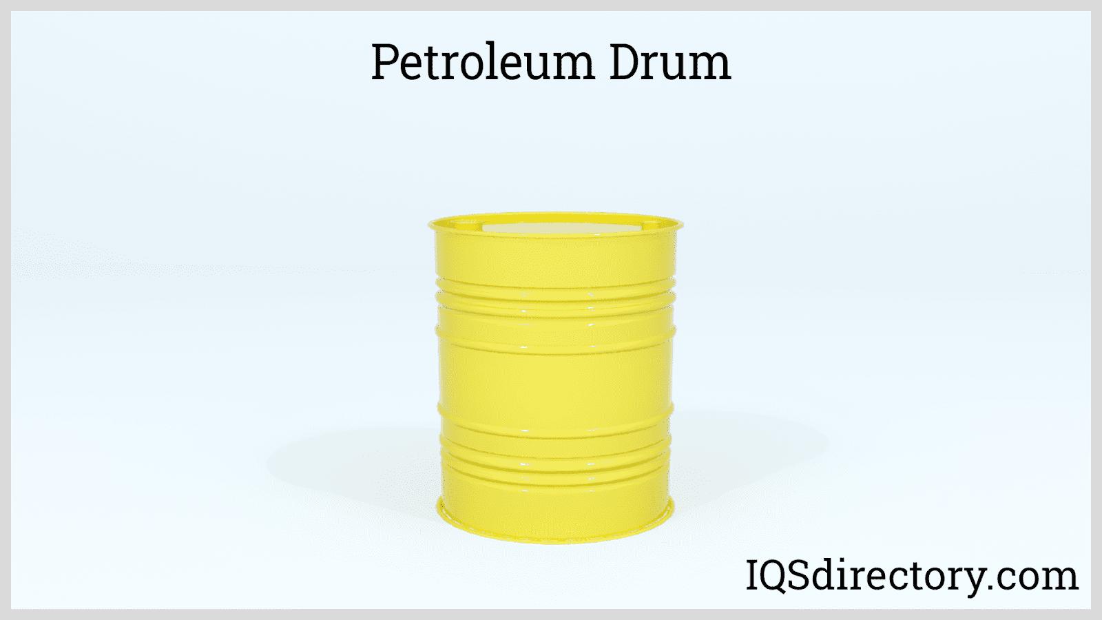 Petroleum Drum