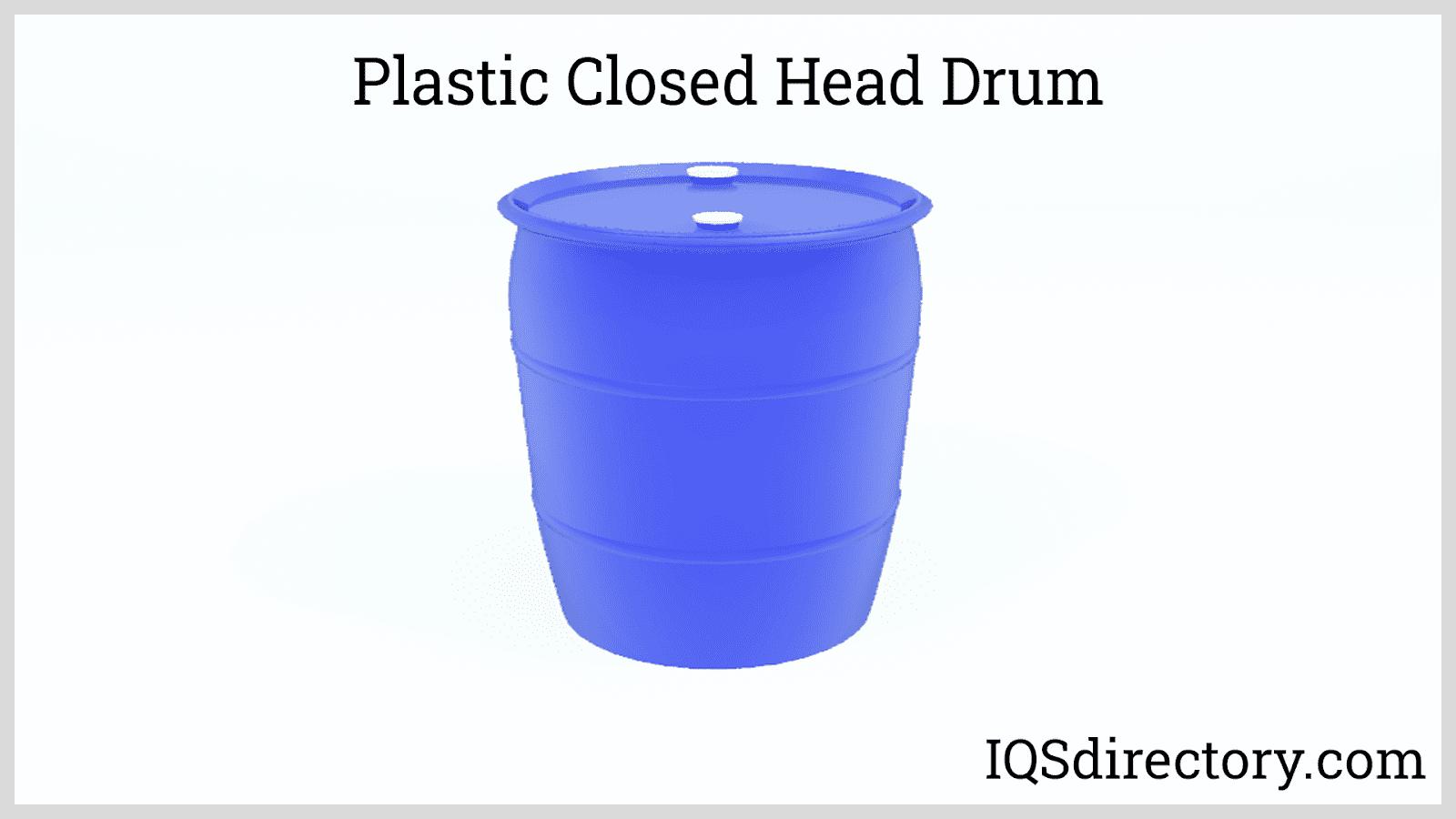 Plastic Closed Head Drum