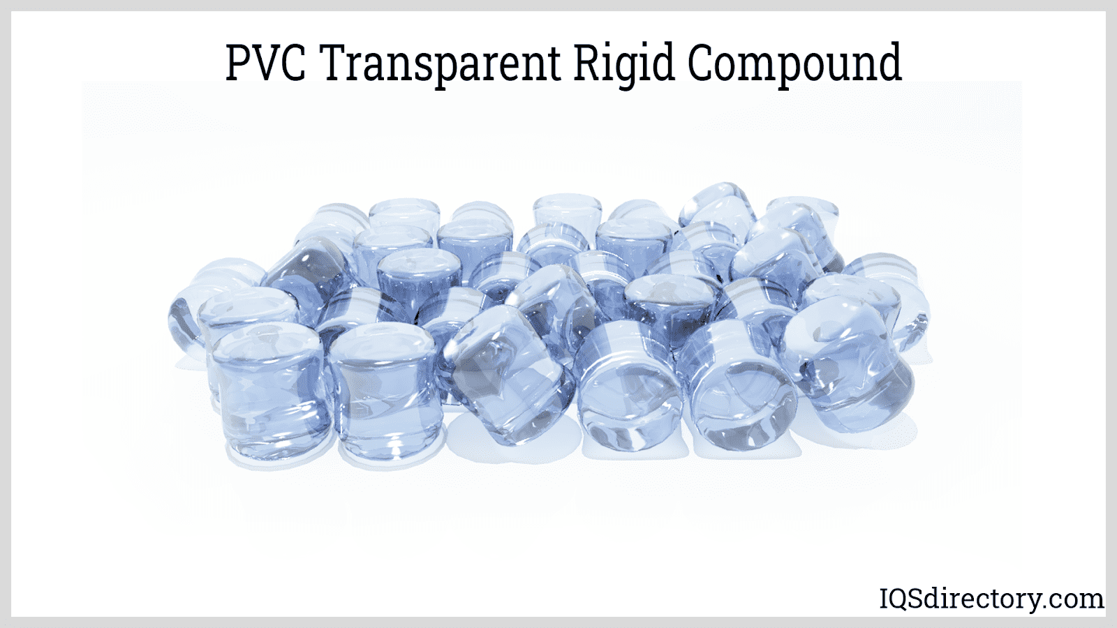 PVC Transparent Rigid Compound