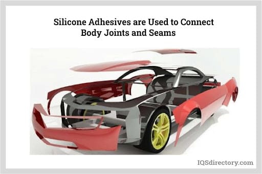 Silicone Adhesives are Used to Connect Body Joints and Seams