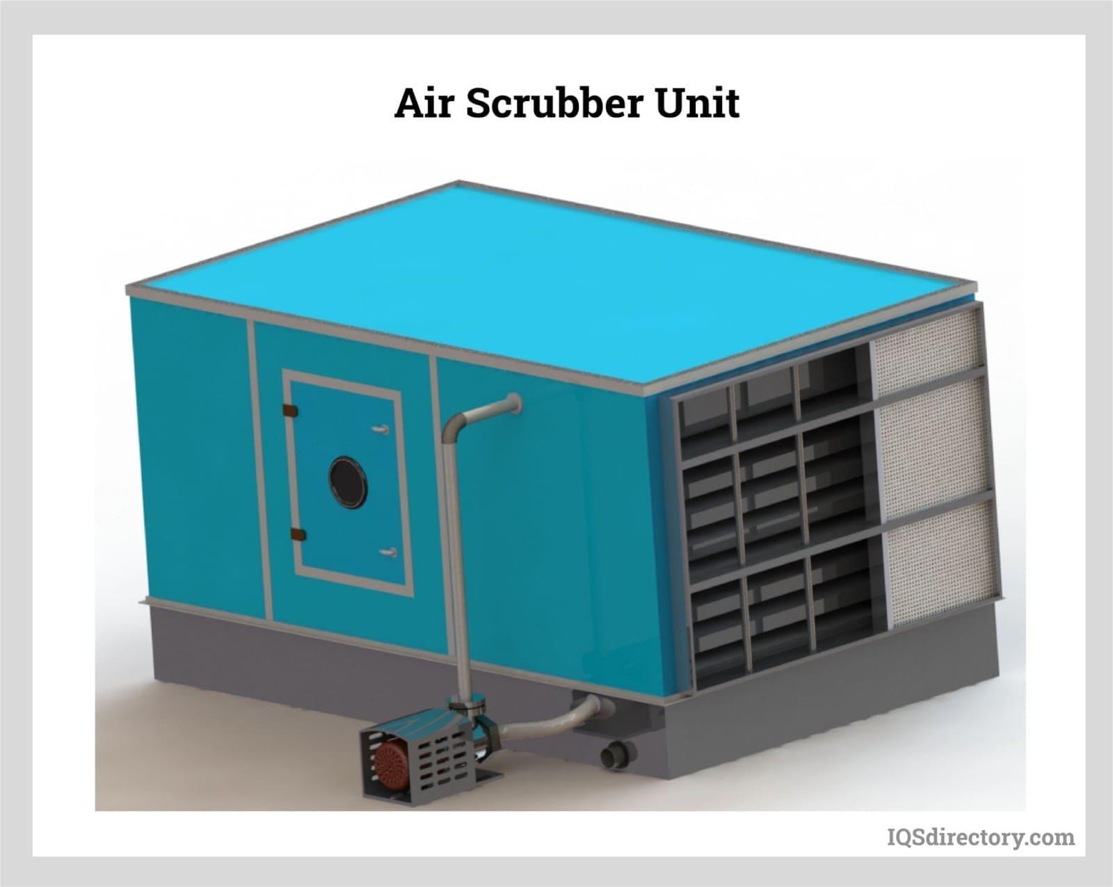 Air Scrubber Unit