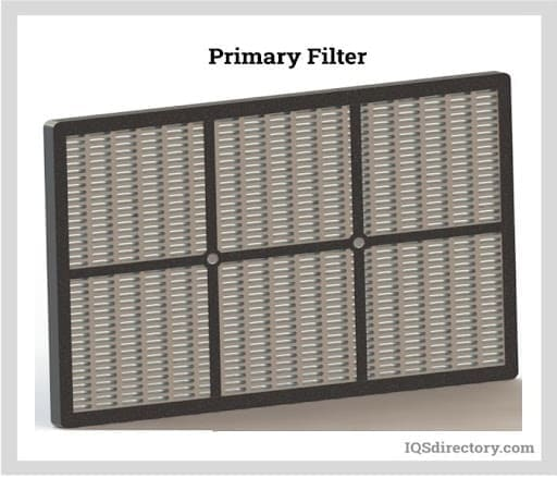 Primary Filter