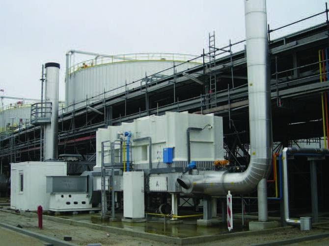Regenerative Catalytic Oxidizer