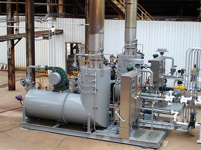 Thermal Oxidizer from Intellishare