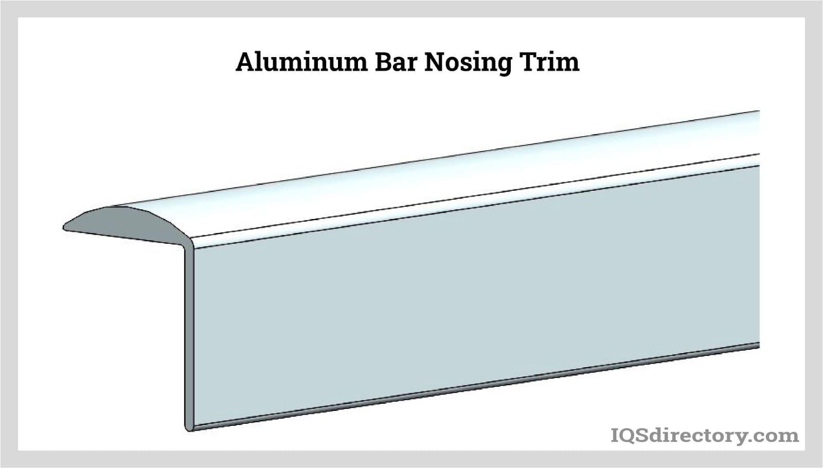 Aluminum Bar Nosing Trim