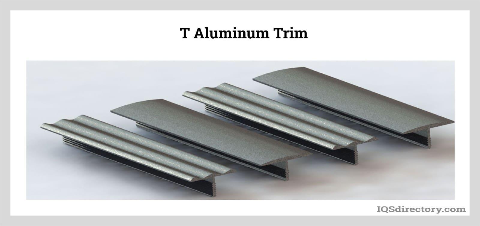 T Aluminum Trim
