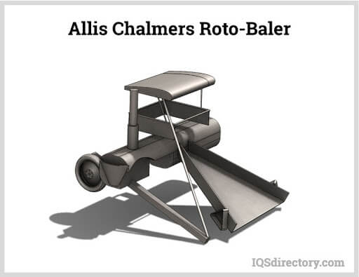 Types of Balers