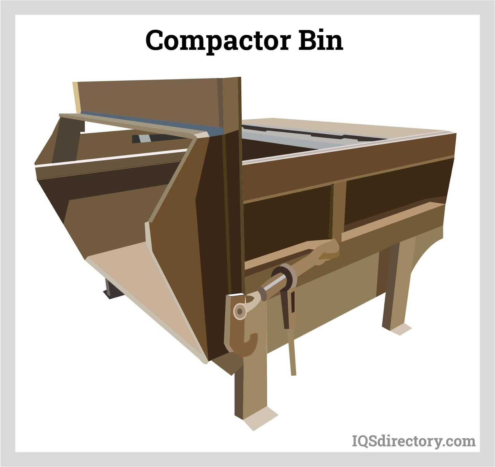 Compactor Bin