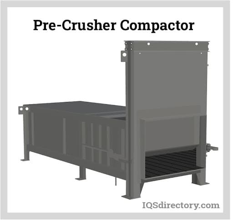 Pre-Crusher Compactor