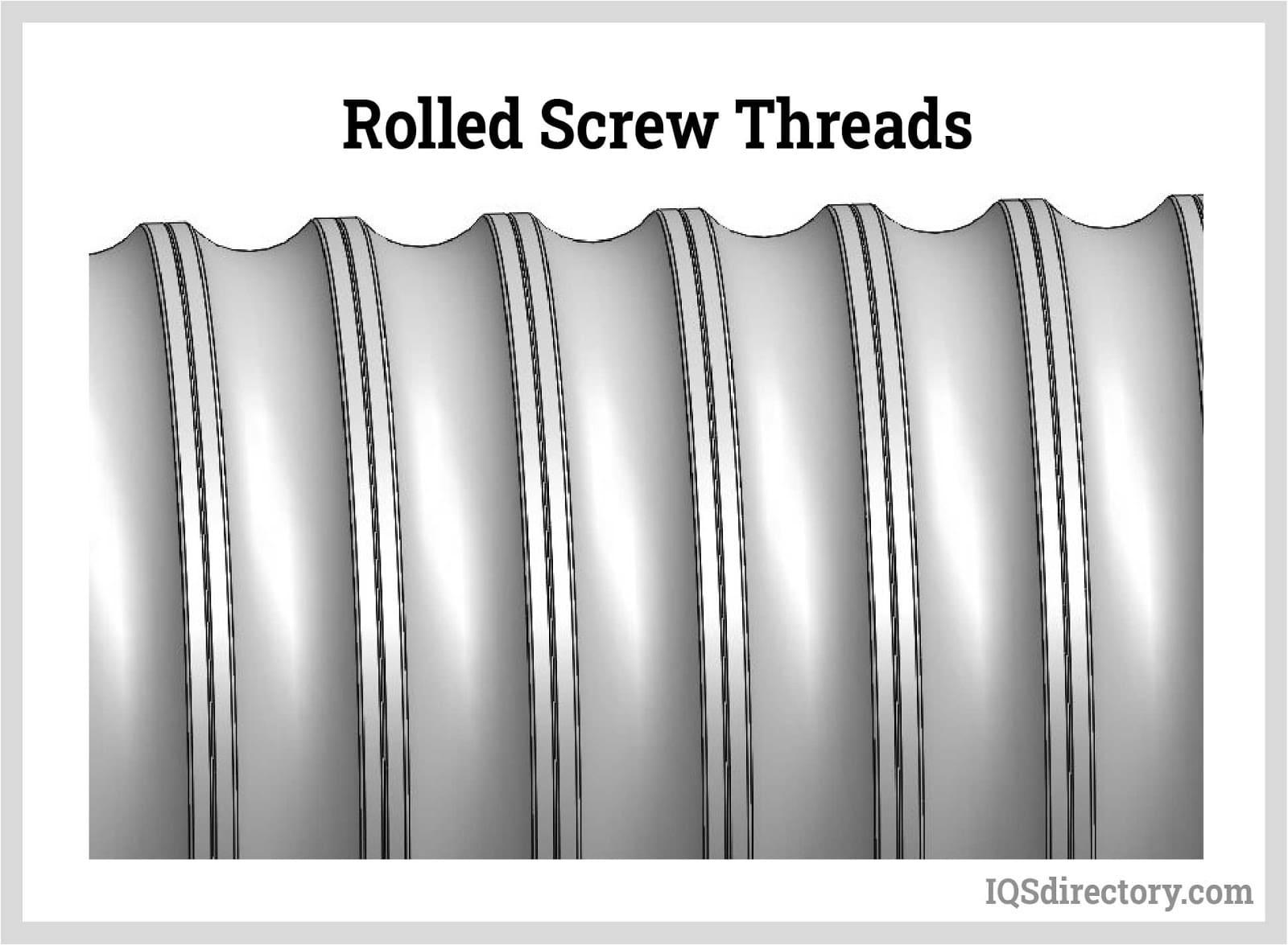 Rolled Screw Threads