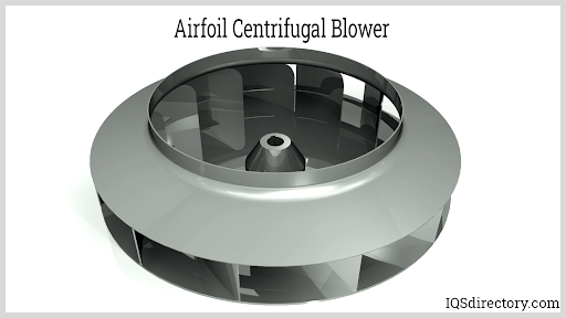 Airfoil Centrifugal Blower