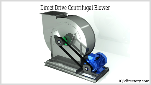 Direct Drive Centrifugal Blower 2