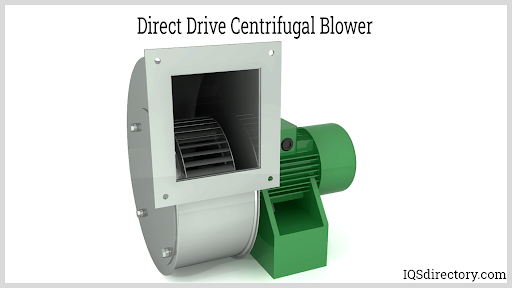 Direct Drive Centrifugal Blower