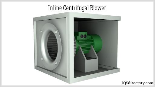 Inline Centrifugal Blower