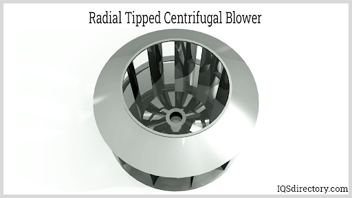 Radial Tipped Centrifugal Blower