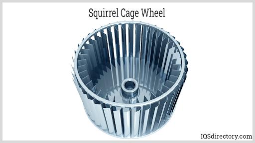 Squirrel Cage Wheel
