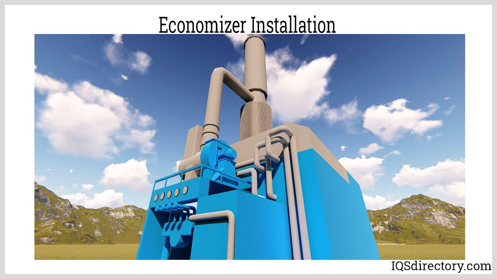Economizer Installation