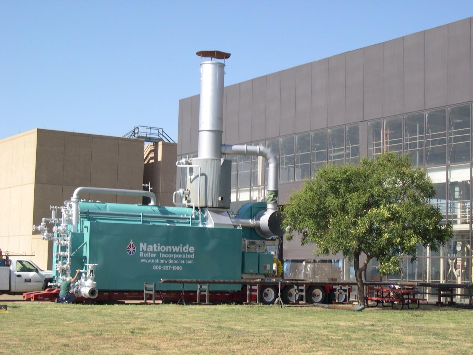 Superheated Boiler
