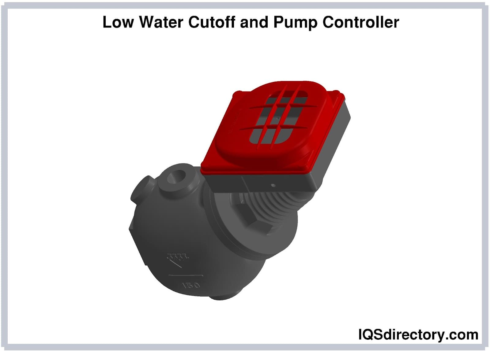 Low Water Cutoff and Pump Controller