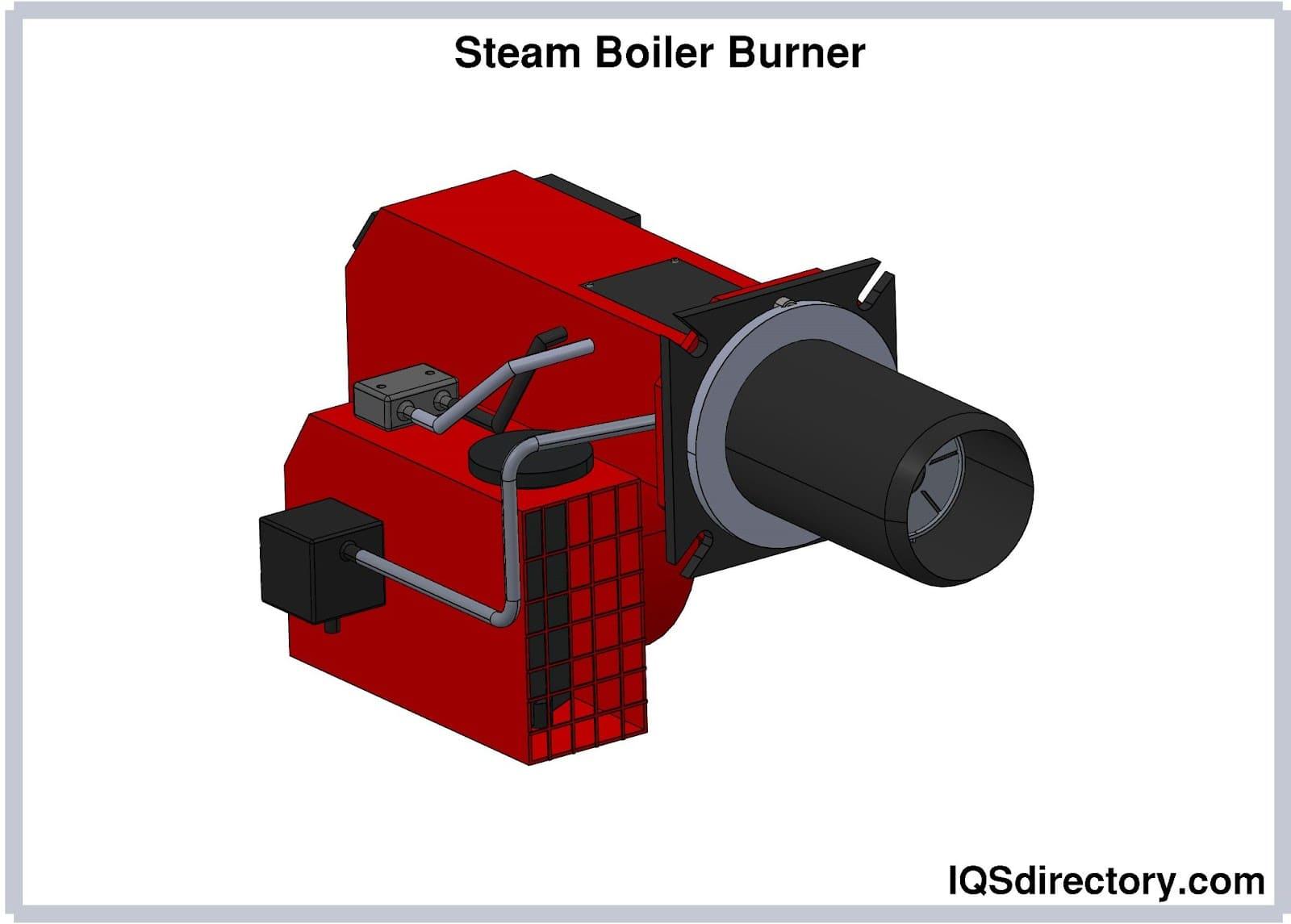 Steam Boiler Burner