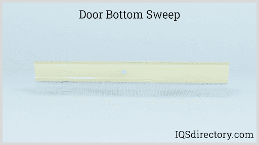 Door Bottom Sweep