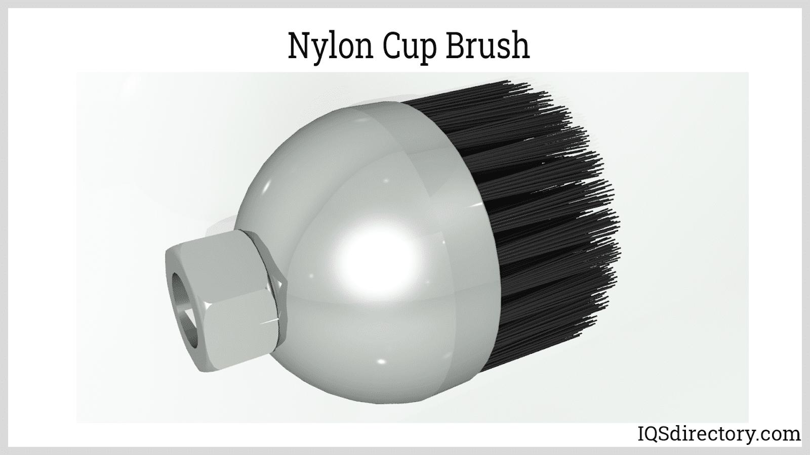 Nylon Cup Brush