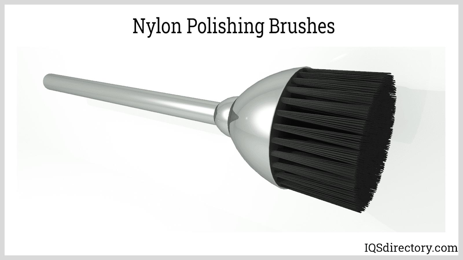 Nylon Polishing Brushes