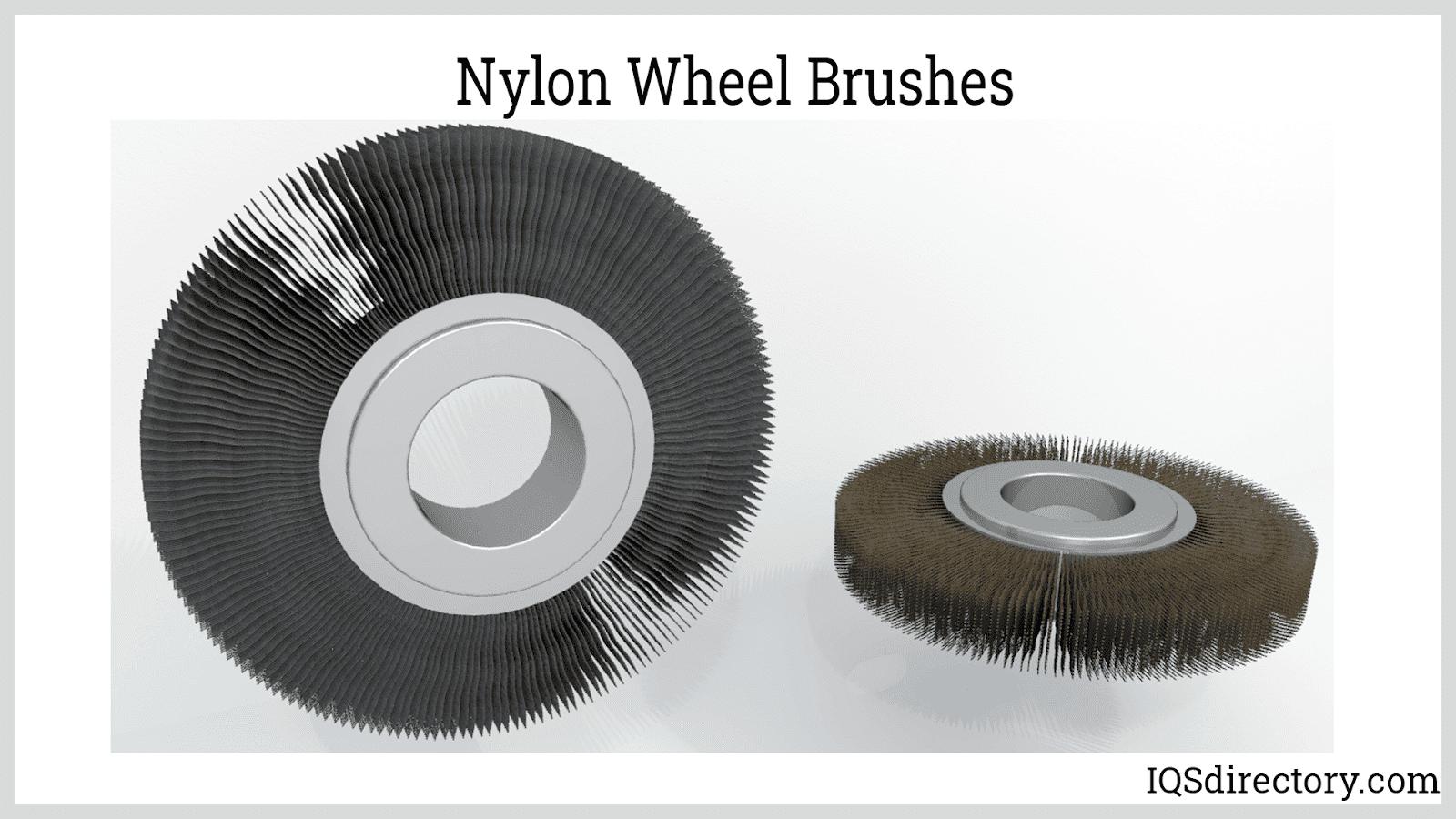 Nylon Wheel Brushes