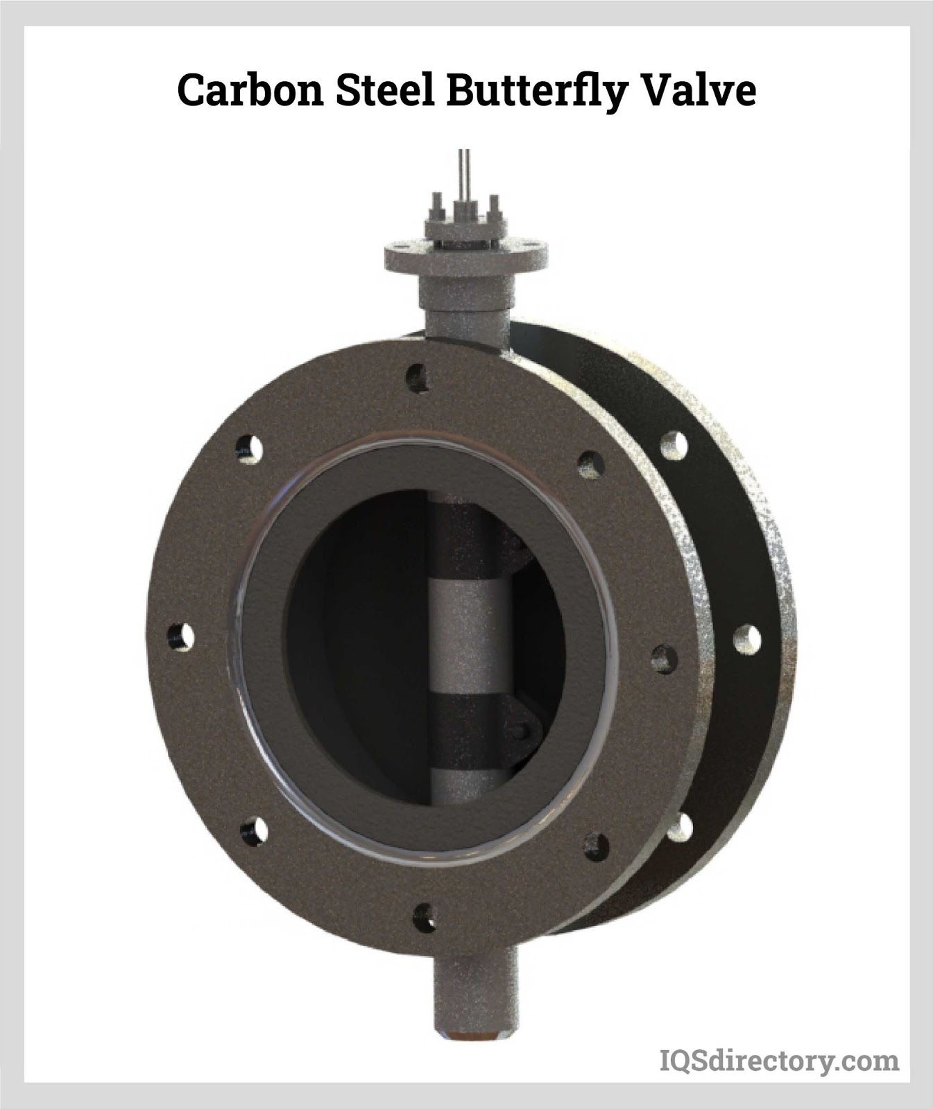 Carbon Steel Butterfly Valve