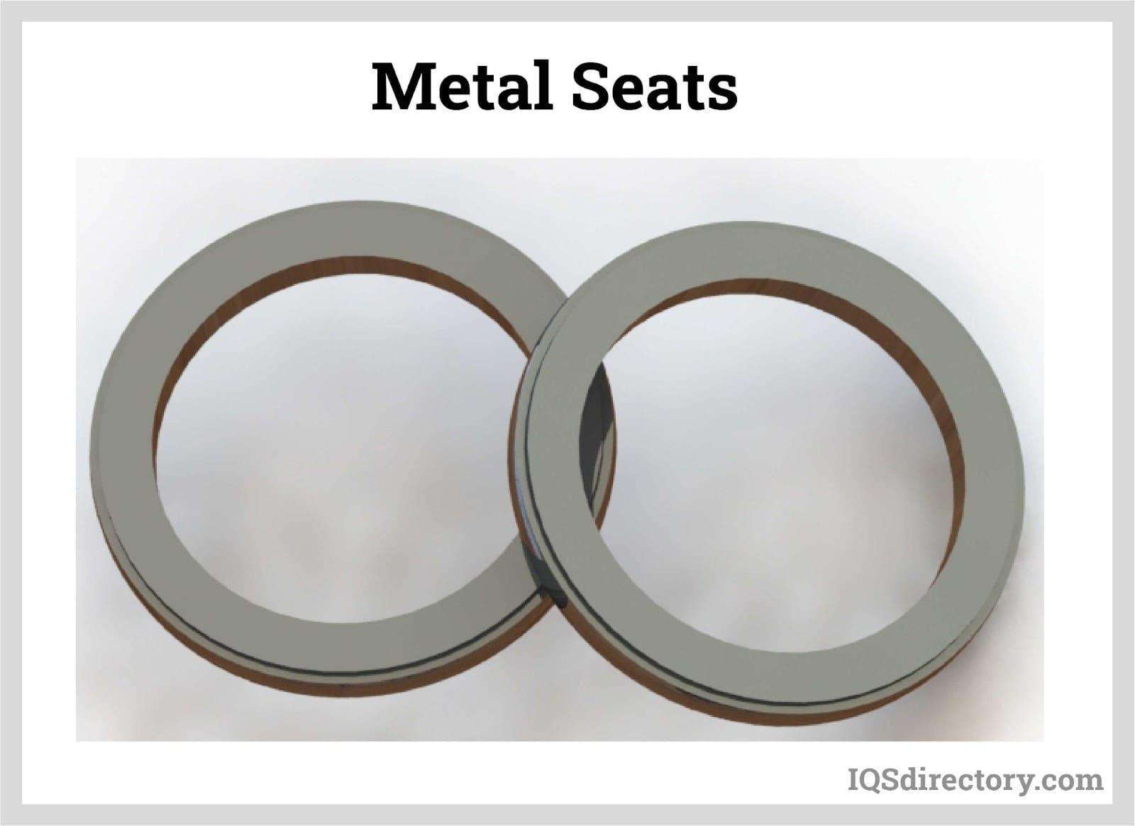 Metal Seats