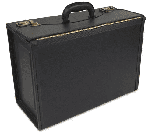 Catalog Carrying Case