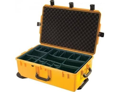 Divider Carrying Case