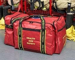 Emergency Medical Carrying Case