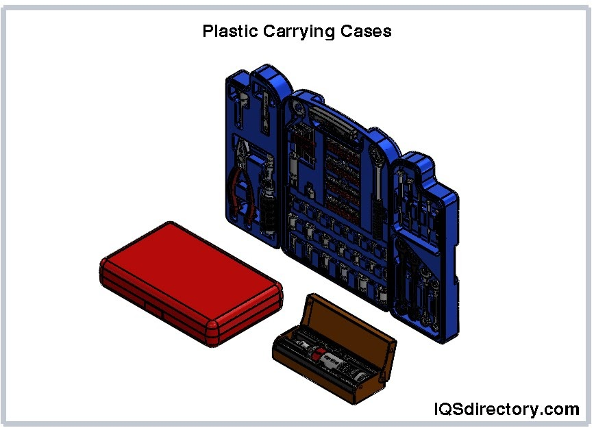 Types of Carrying Cases