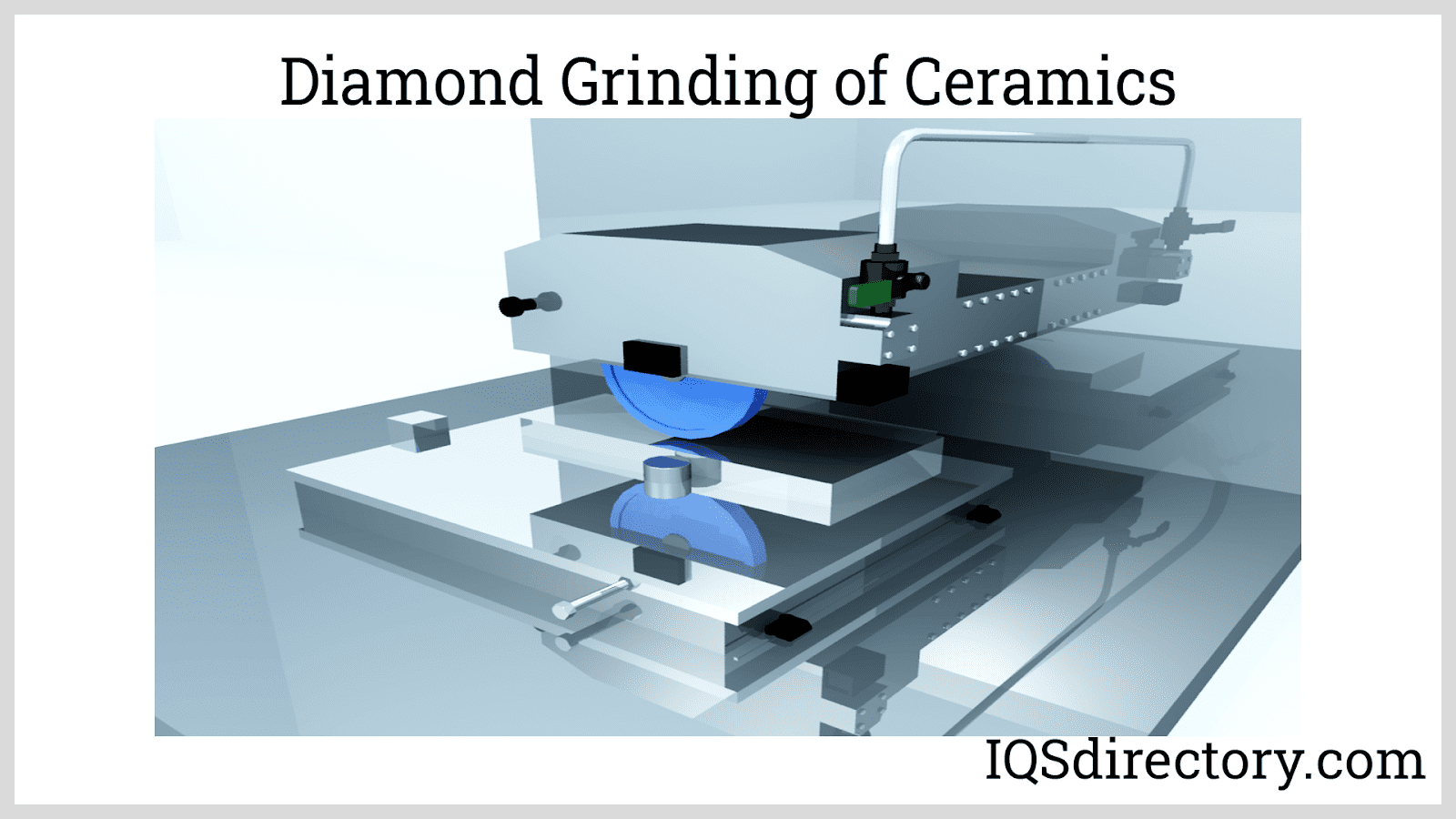 Diamond Grinding of Ceramics