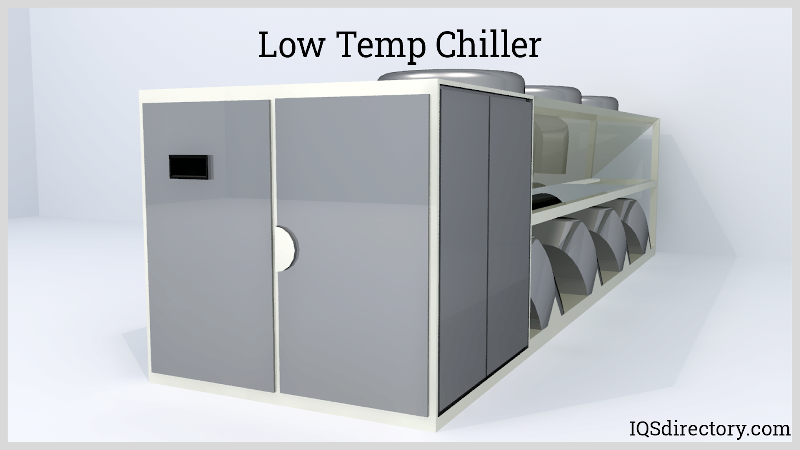 Low Temp Chiller