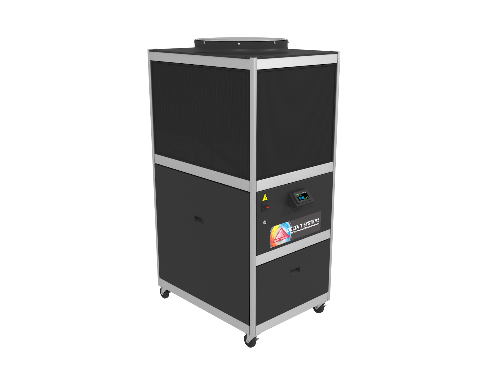 Variable Speed Air Cooled Chiller