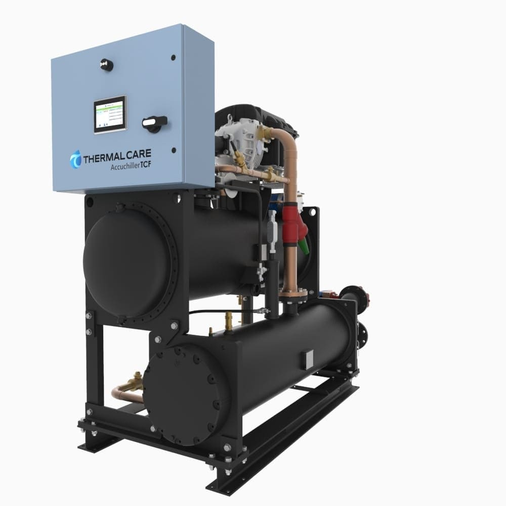 Centrifugal Compressor Water Chillers