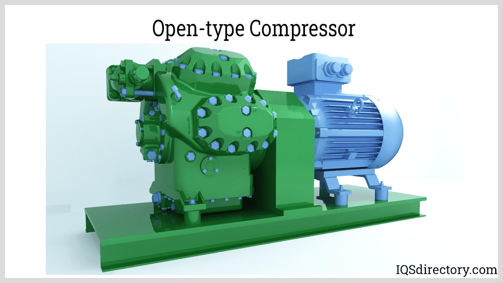 Open-type Compressor