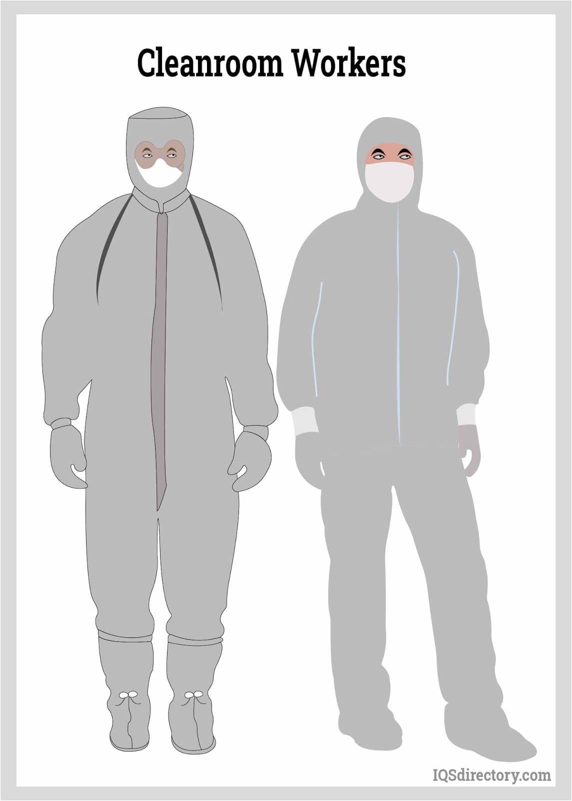 Cleanroom Workers