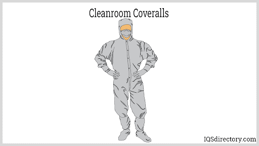 Cleanroom Coveralls