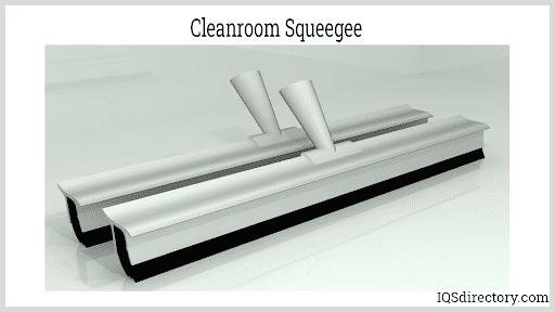 Cleanroom Squeegee