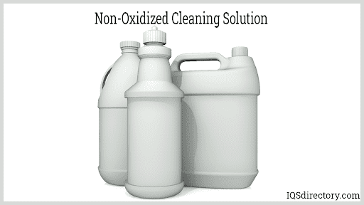 Non-Oxidized Cleaning Solution