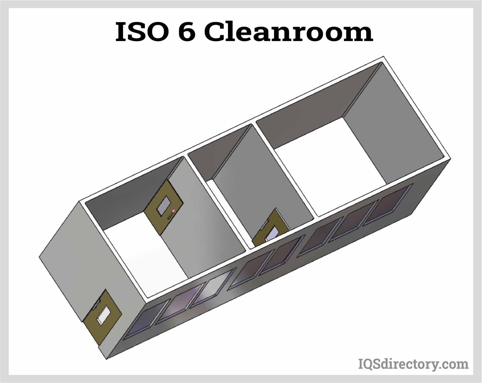 ISO 6 Cleanroom