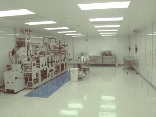 CNC Clean Room Enclosure