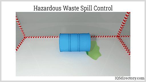 Hazardous Waste Spill Control