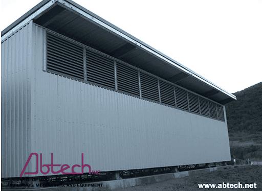 Modular Exterior Building