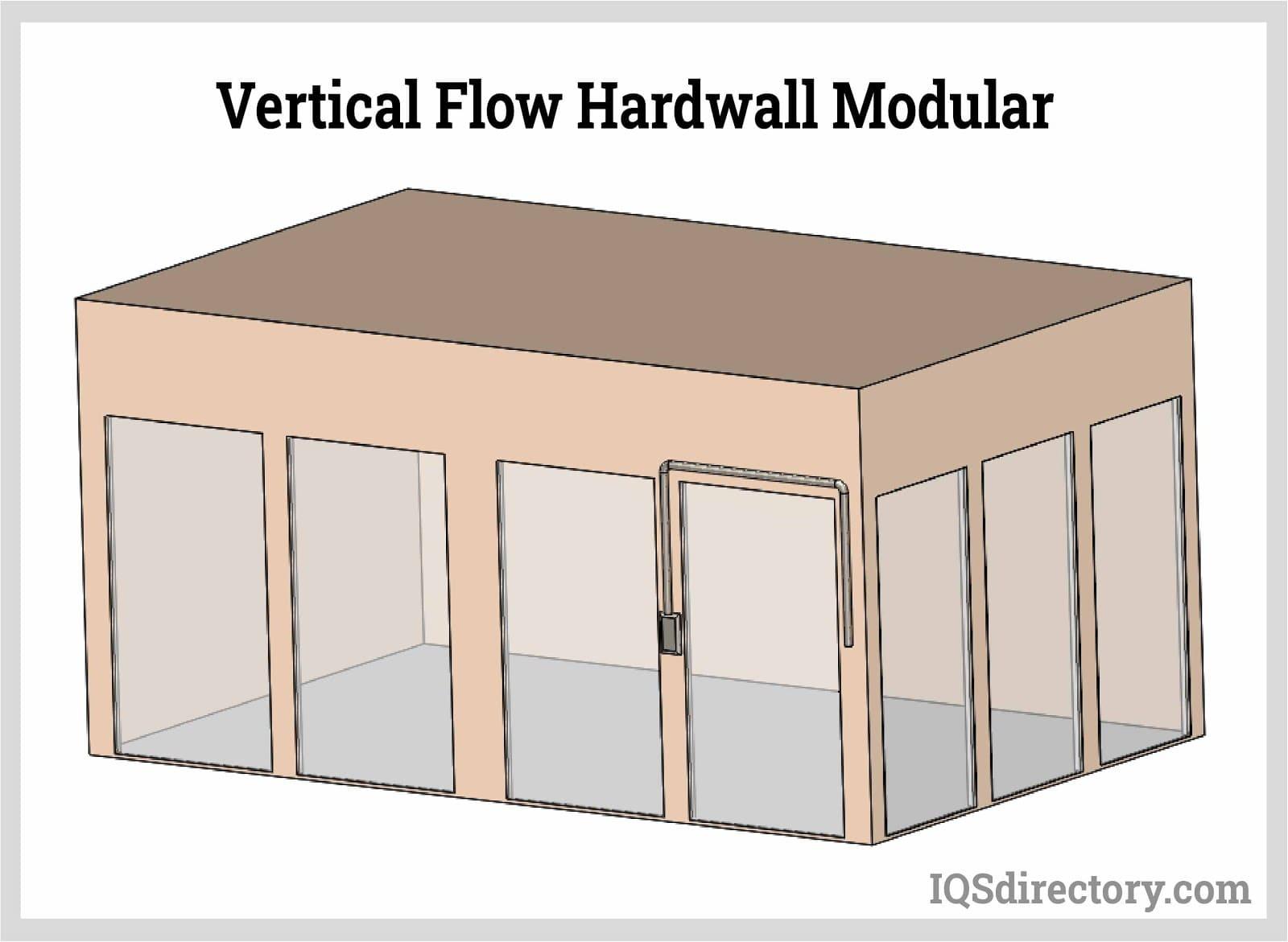 Vertical Flow Hardwall Modular